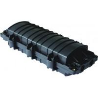 Fiber Optic Cable enclosure  24 Cores  horizontal 3in&3 material
